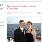 I'm a Guest Poster on a Travel Blog WOOT!