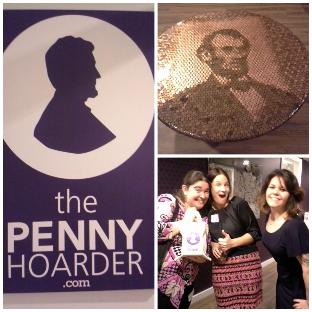 Penny Hoarder party 111915