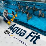 My First Time – Aqua Fit Class