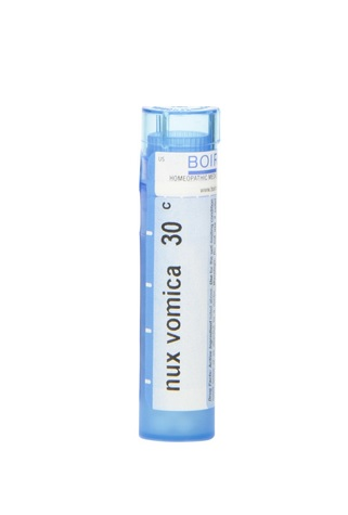 nux vomica - hangover cure