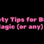Candle Safety Tips for Burning Your Citrus Magic (or any) Candles