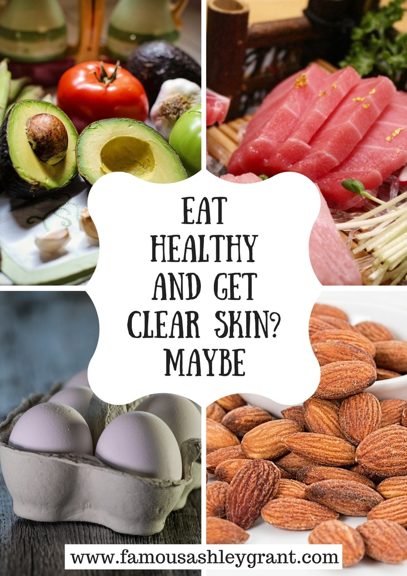 Healthy Diet for Healthy Skin
