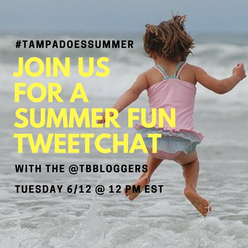 Tampa Does Summer Tweetchat Promo