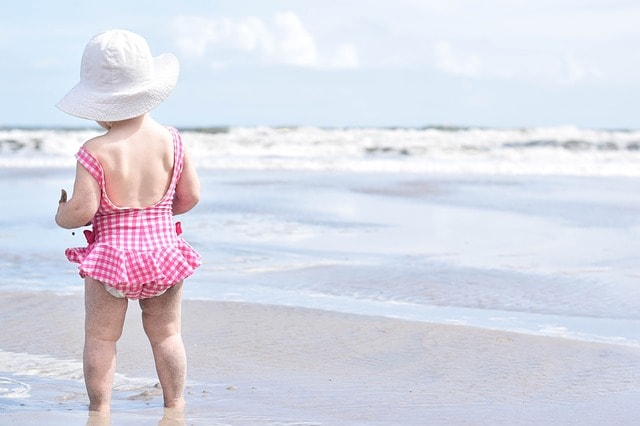 Sun Safety Babies