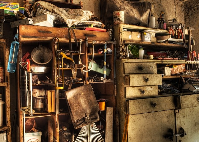 There's a lot to consider when it comes to basement storage - these tips and ideas may help
