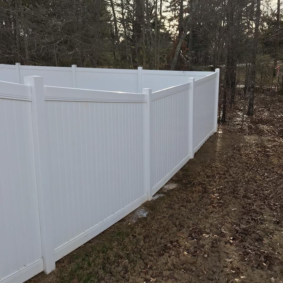Residential Pressure Washing Fence After