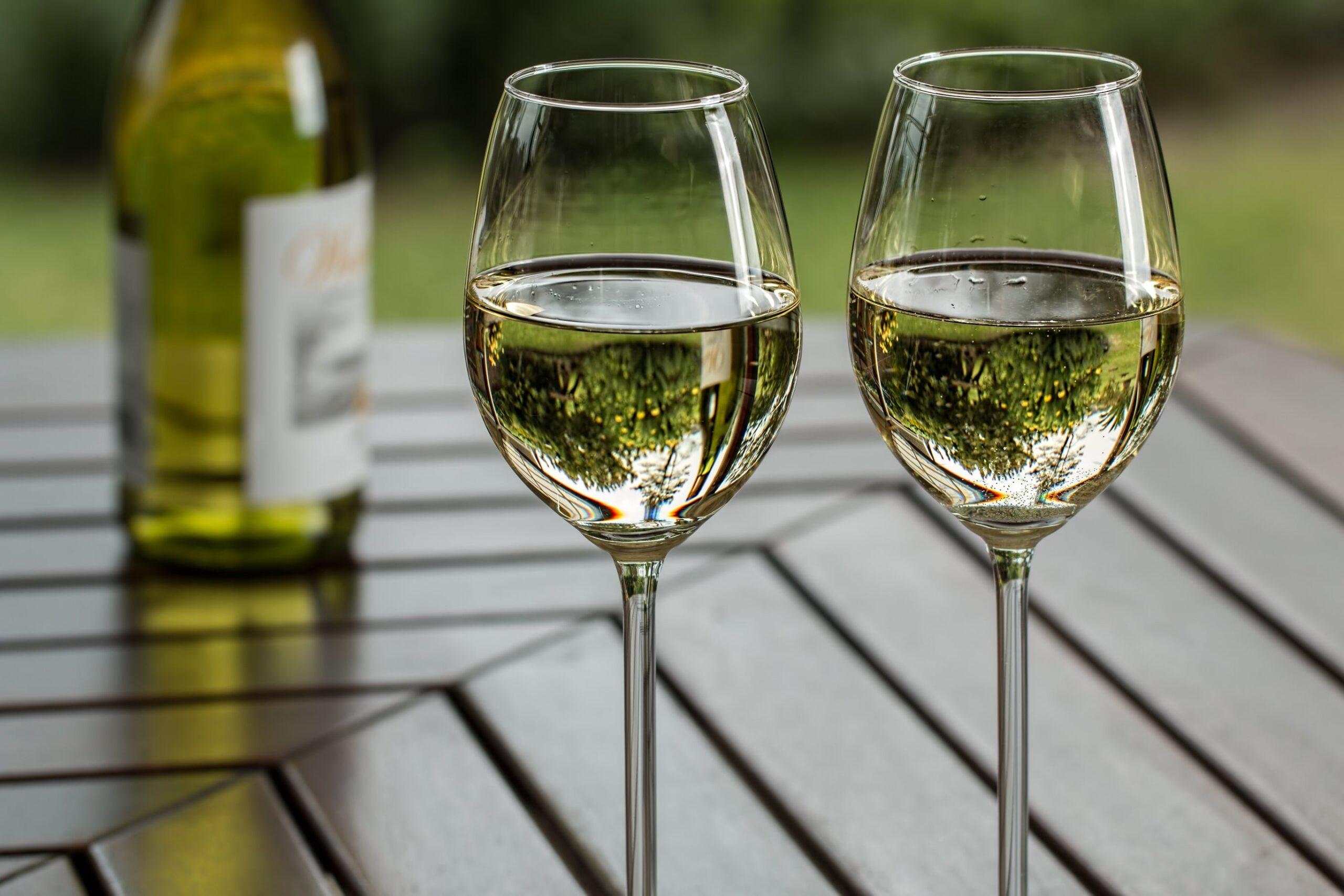 Proper Wine Storage Tips White Glasses